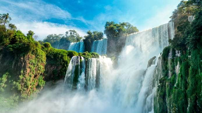 Cascate dell'Iguazú, Argentina