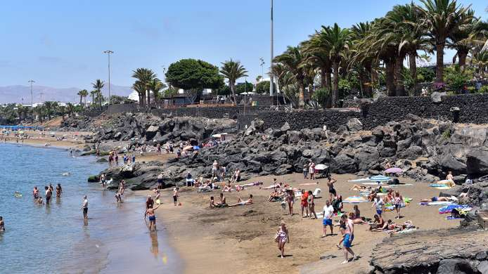 Playa Chica, Lanzarote