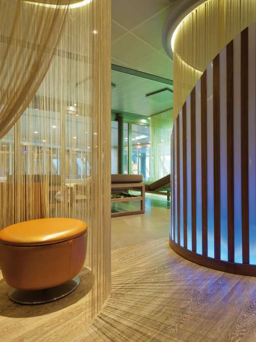 Area Relax Samsara Spa