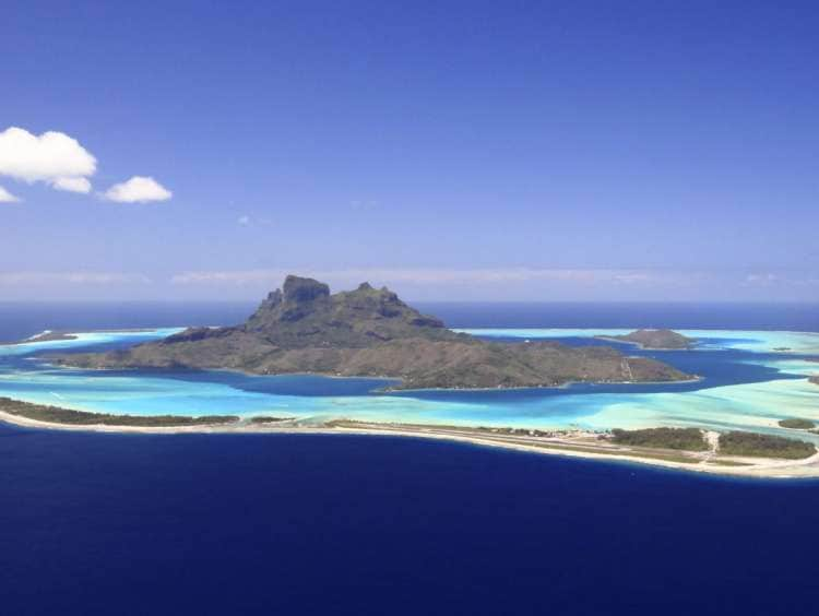 Bora Bora in crociera Costa